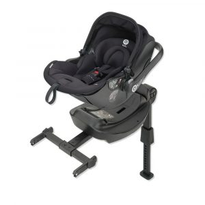 Kiddy Egg Evo-Lunafix i-Size Group 0+ Car Seat and Isofix Base