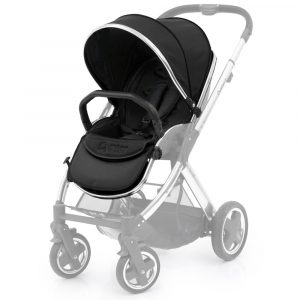 Babystyle Oyster 2 / Max - Colour Pack - Black
