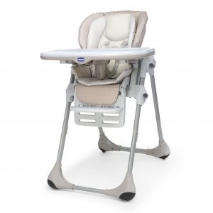 Polly 2 in 1 Highchair - Wild