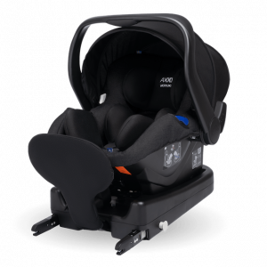 Axkid Modukid i-Size Infant Car Seat - Black
