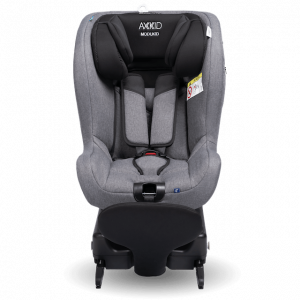 Axkid Modukid Car Seat & Isofix Base - Grey