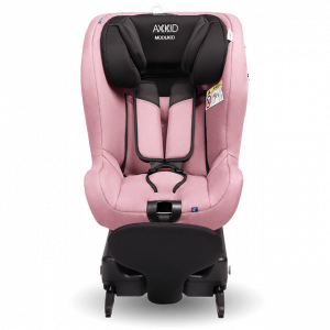 Axkid Modukid Car Seat & Isofix Base - Pink