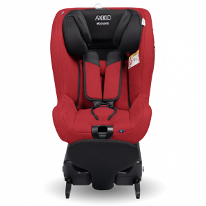 Axkid Modukid Car Seat & Isofix Base - Red