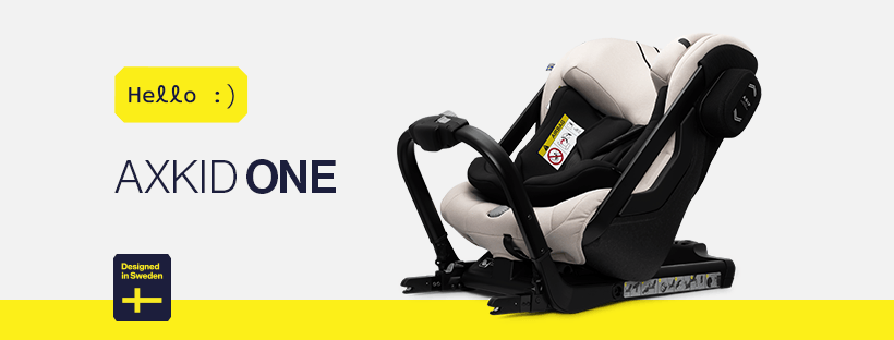 Axkid One Rear Facing Car Seat